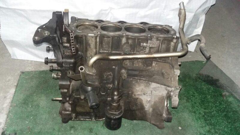 Блок двигателя Toyota Corolla Axio NZE121 1NZ-FE 2000 (б/у)
