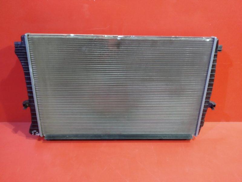 Радиатор двс Audi A3 8V1 ATD 2012 (б/у)
