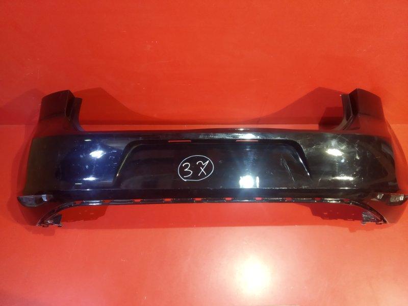 Бампер Volkswagen Golf Vii 5G1 CHHA 2012 задний (б/у)