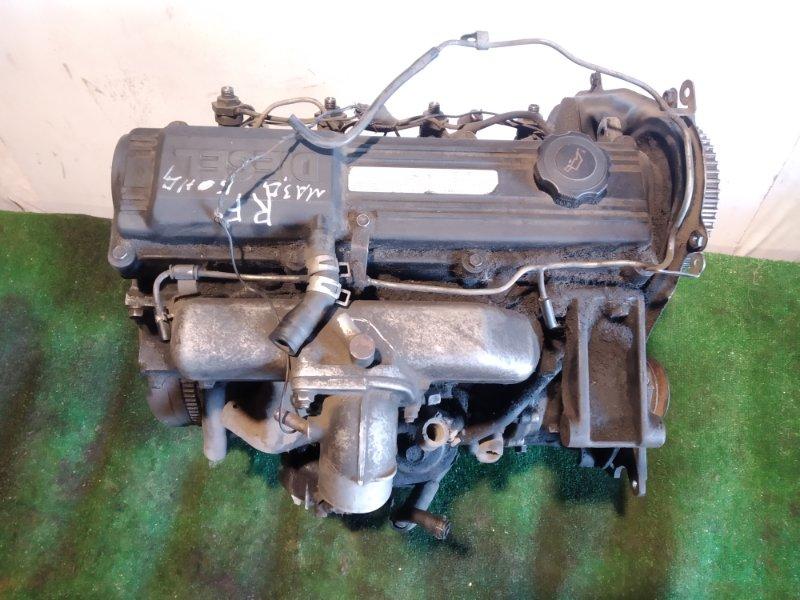Двигатель Mazda Bongo SEF8T RF 1993 (б/у)