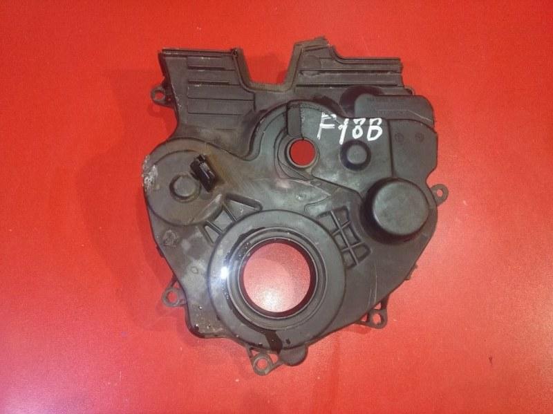 Кожух грм Honda Accord CF3 F18B 1997 нижний (б/у)