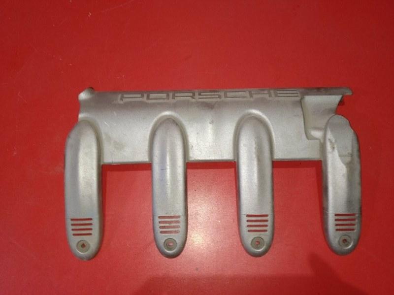 Декоративная крышка двс Porsche Cayenne 955 M022Y 2002 (б/у)