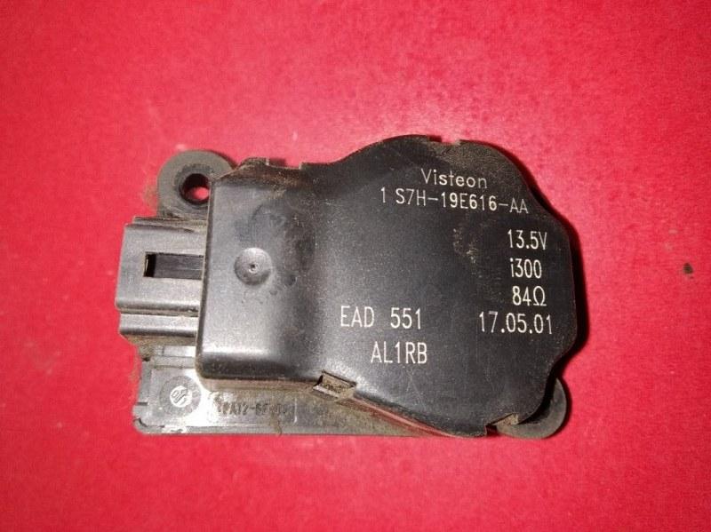 Сервопривод заслонок печки Ford Mondeo B4Y CJBA 2000 (б/у)