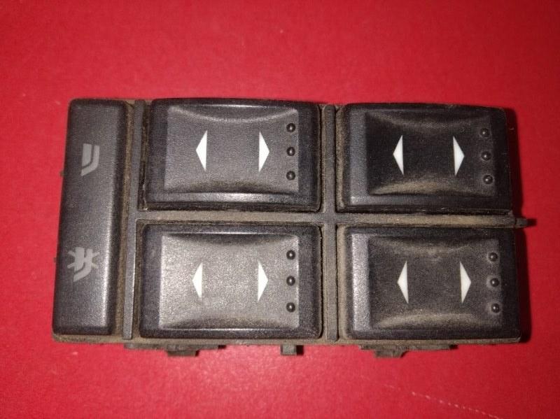 Блок управления стеклоподъемниками Ford Mondeo B4Y CJBA 2000 передний левый (б/у)