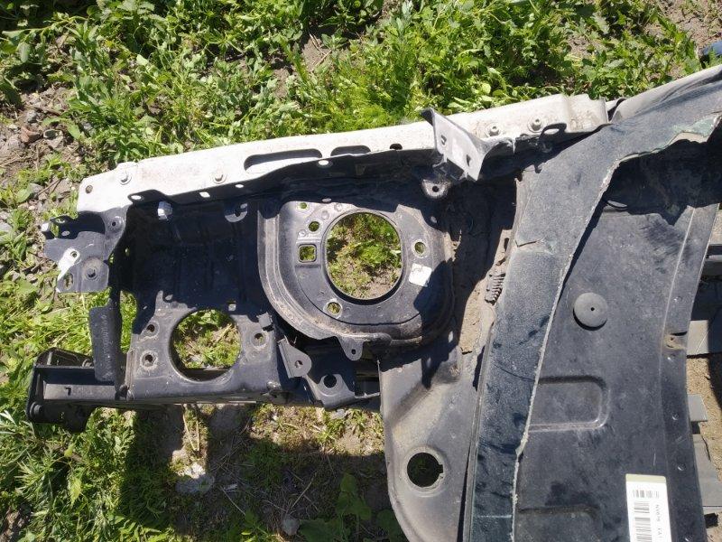 Лонжерон Renault Megane BM08 K4M700 2002 передний правый (б/у)