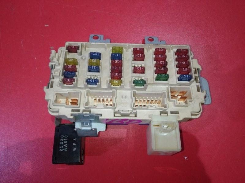 Блок предохранителей Nissan Presage VU30 YD25DDT 1999 (б/у)