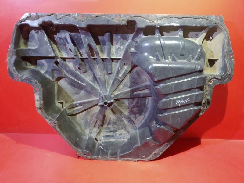Ниша запасного колеса Renault Megane BM08 K4M700 2002 задняя (б/у)