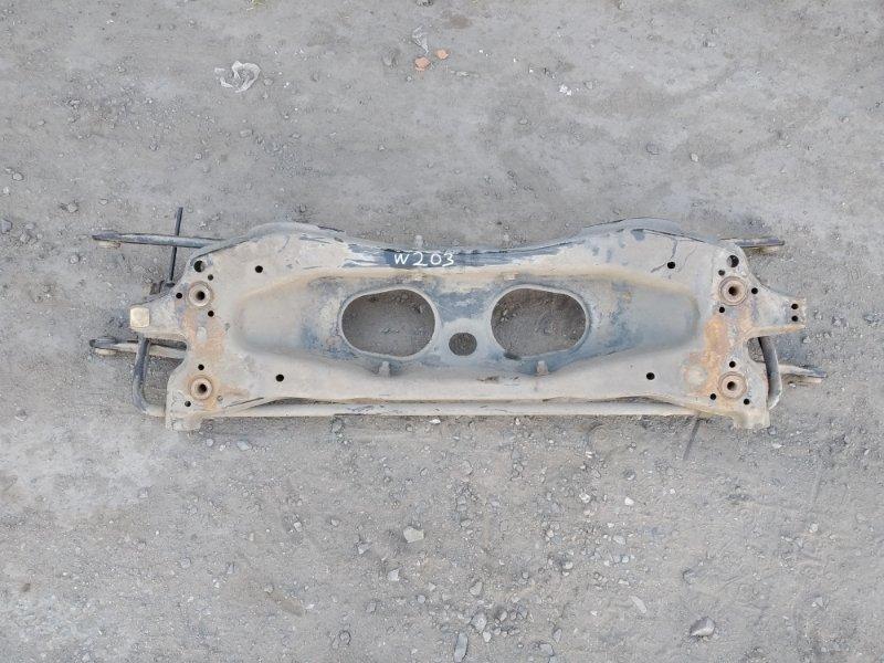 Балка подвески Ford Mondeo B4Y CJBA 2000 задняя (б/у)