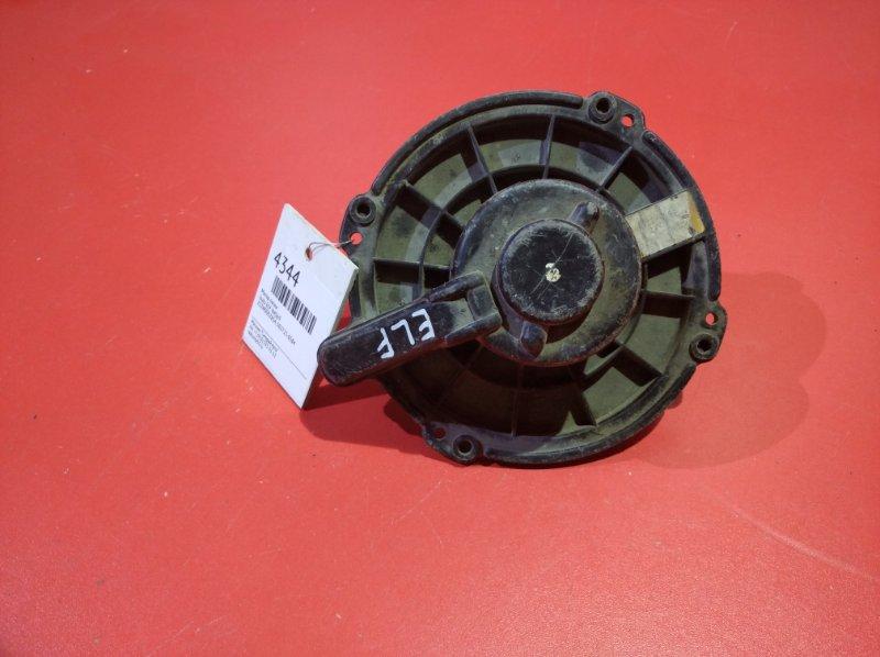 Мотор печки Isuzu Elf NHS6 (б/у)