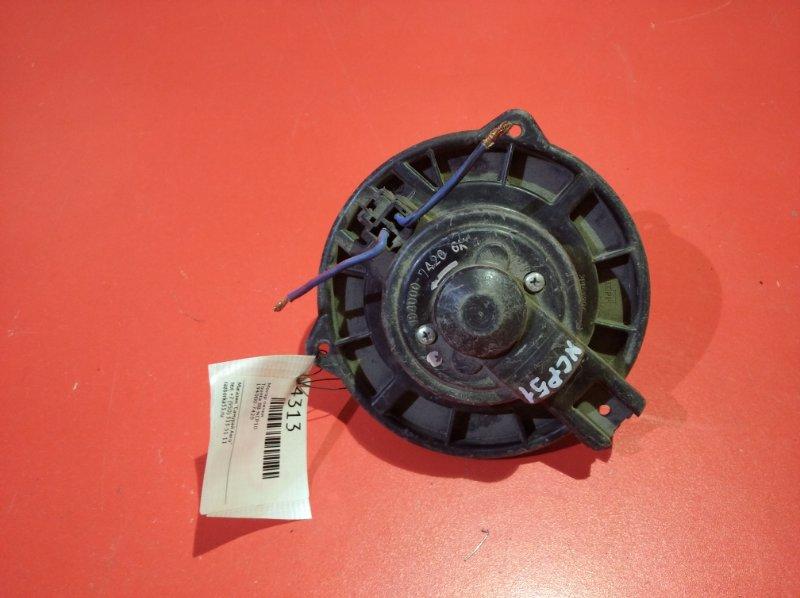 Мотор печки Toyota Probox NCP50V 1NZ-FE 2002 (б/у)