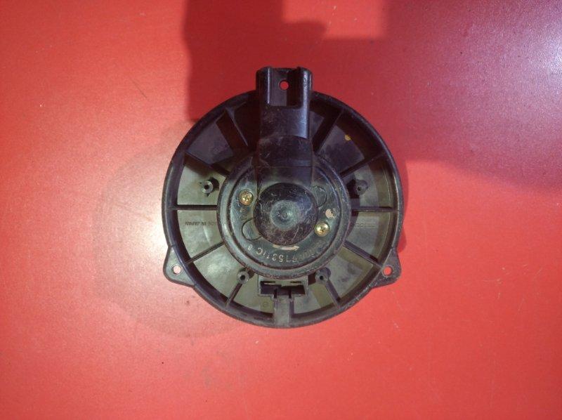 Мотор печки Toyota Nadia SXN15 3S-FE 1998 (б/у)