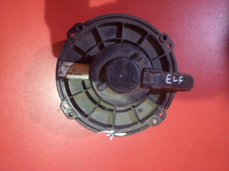 Мотор печки Isuzu Elf NHR66 (б/у)
