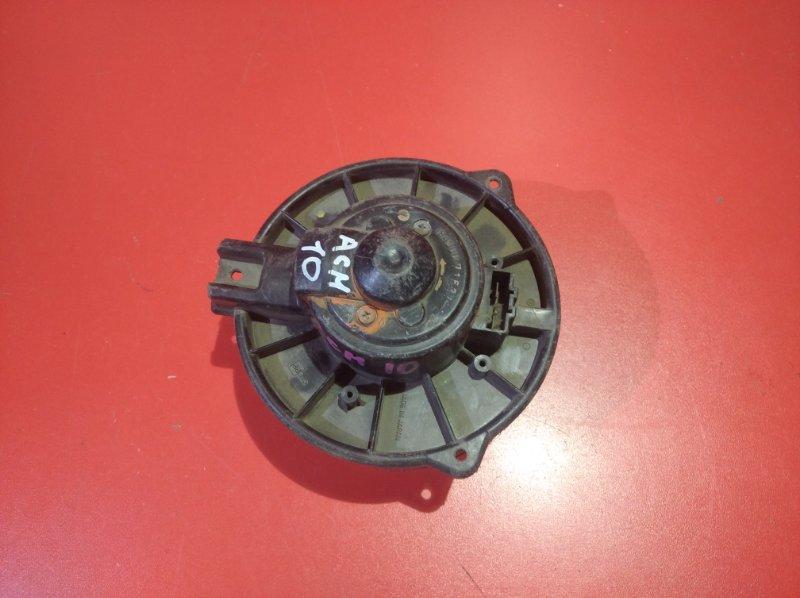 Мотор печки Toyota Gaia SXM15G 3S-FE 1998 (б/у)