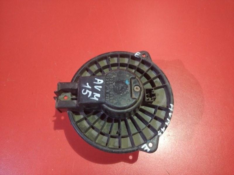 Мотор печки Daihatsu Move L152S EF-VE 2002 (б/у)