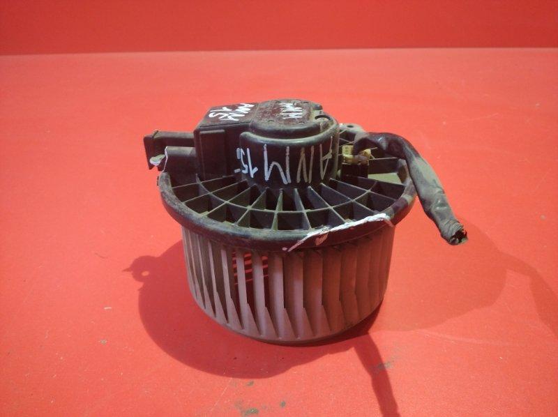 Мотор печки Toyota Isis ZGM10G 1ZZ-FE 2004 (б/у)