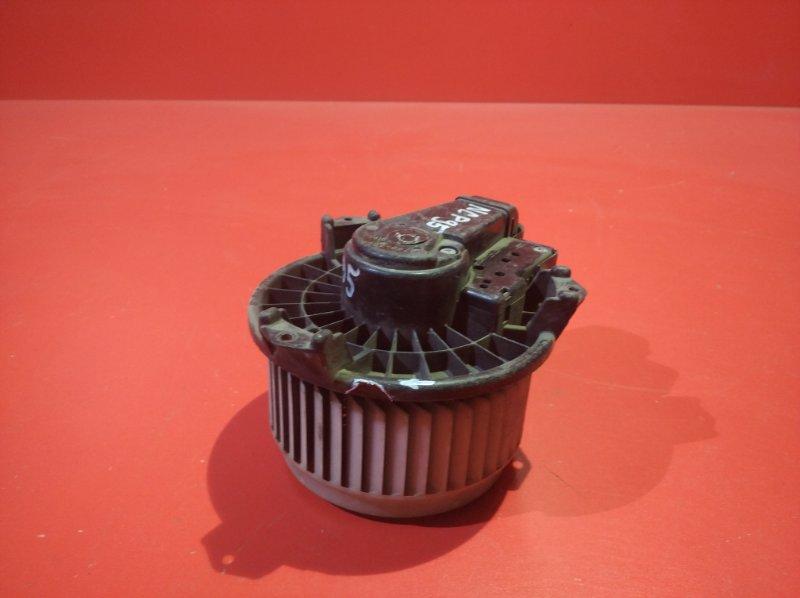 Мотор печки Toyota Ist NCP110 2ZR-FE 2007 (б/у)