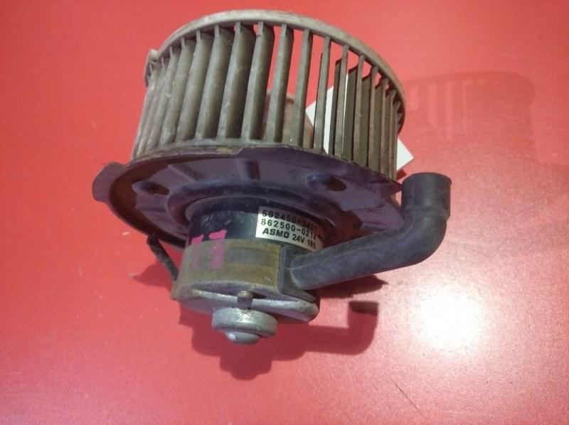 Мотор печки Isuzu Elf NHR54C (б/у)