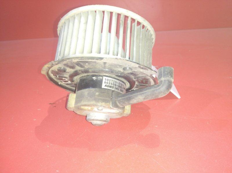 Мотор печки Isuzu Elf NKR58E 4BE1 (б/у)