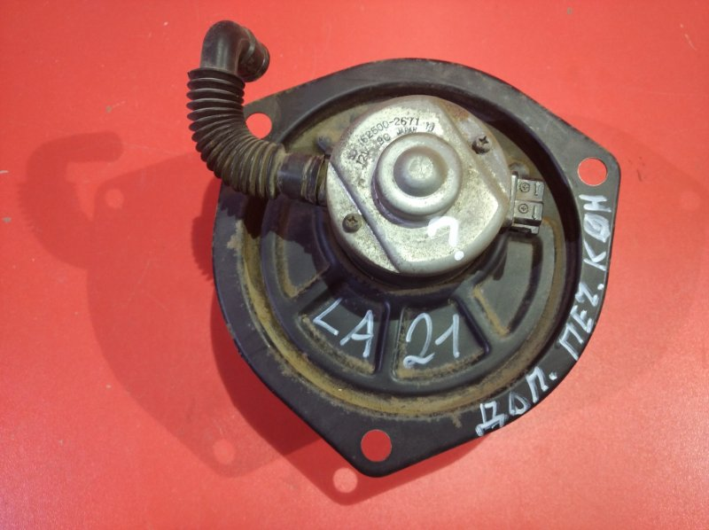 Мотор печки Toyota Lite Ace CR21 2C-T 1985 задний (б/у)