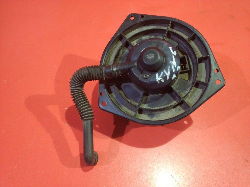 Мотор печки Nissan Serena KAJC23 GA16DE 1994 (б/у)