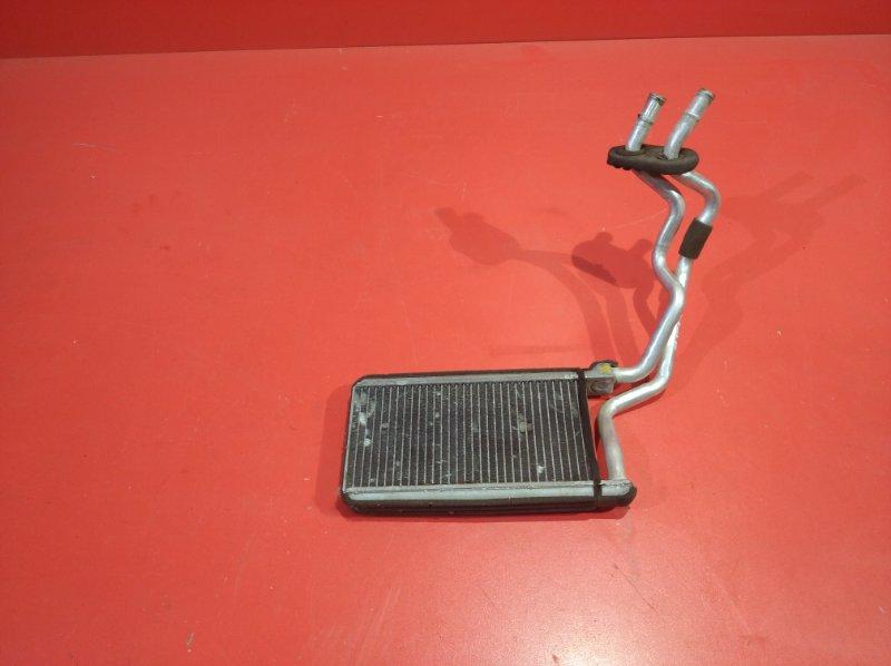 Радиатор печки Mitsubishi L200 KB4T 4D56 2007 (б/у)
