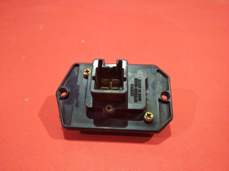 Реостат печки Toyota Estima ACR30W 2AZ-FXE 2000 (б/у)