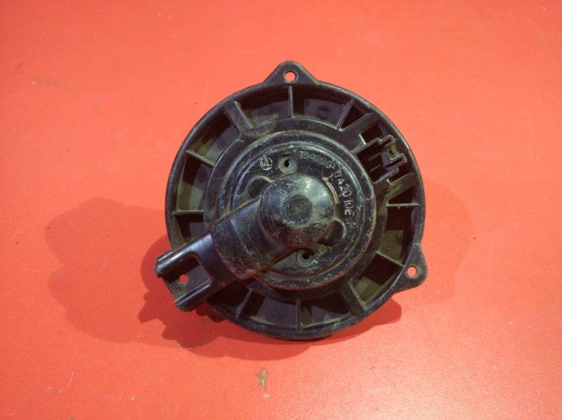 Мотор печки Mitsubishi Pajero V63W 4G63 1999 (б/у)