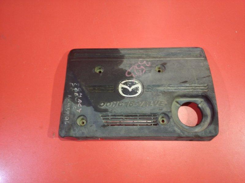 Декоративная крышка двс Mazda Familia S-Wagon BJ5W FS 1998 (б/у)