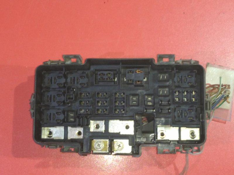Блок предохранителей Honda Civic EU1 D15B 2000 (б/у)