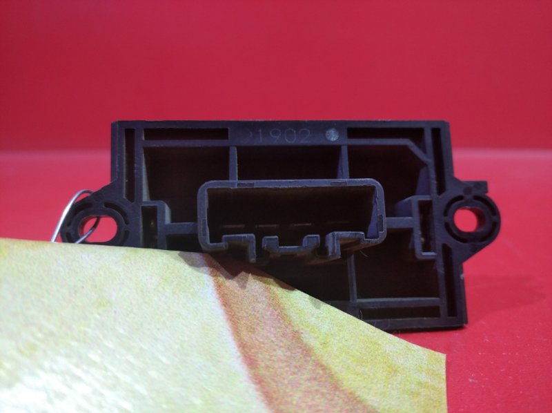 Реостат печки Mazda 6 GY L813 2002 (б/у)