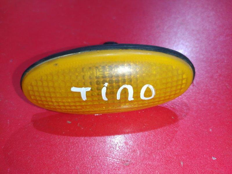 Повторитель поворота в крыло Nissan Tino HV10 QG18DE 1998 (б/у)