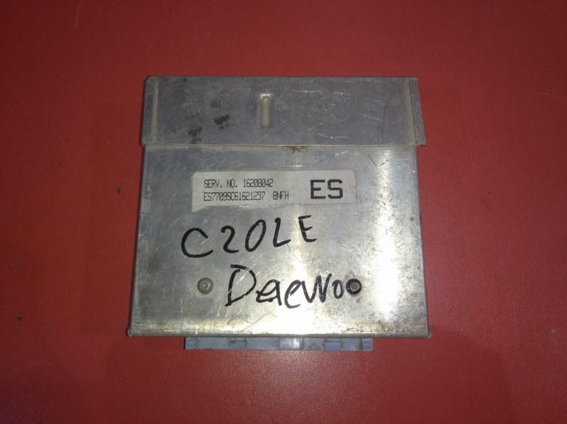 Блок управления двс Daewoo Espero C20LE (б/у)