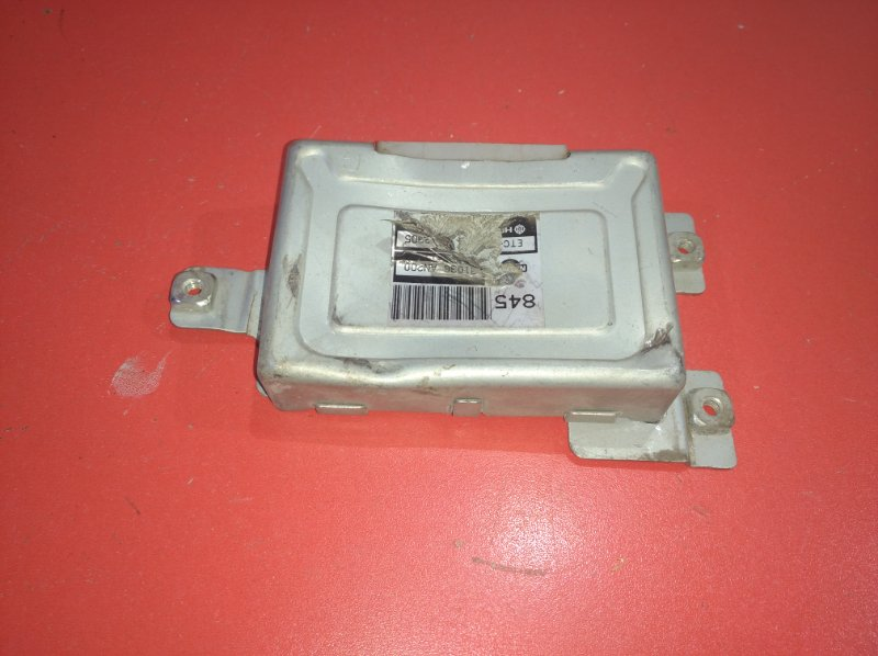Блок управления акпп Nissan Cube AZ10 CGA3DE 1999 (б/у)