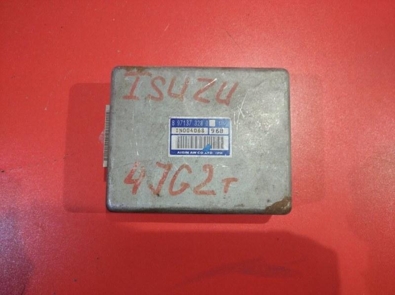 Блок управления акпп Isuzu Mu UCS69GW 4JG2 1995 (б/у)