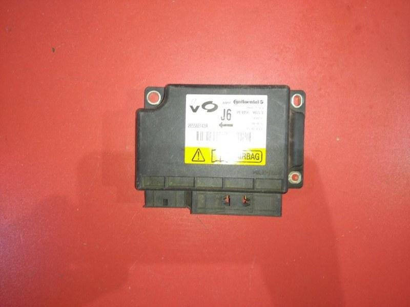 Блок управления airbag Renault Fluence 2010 (б/у)