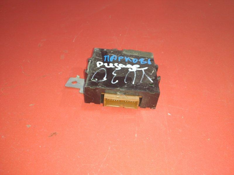 Блок управления парктрониками Nissan Presage JHU30 KA24DE 1999 (б/у)