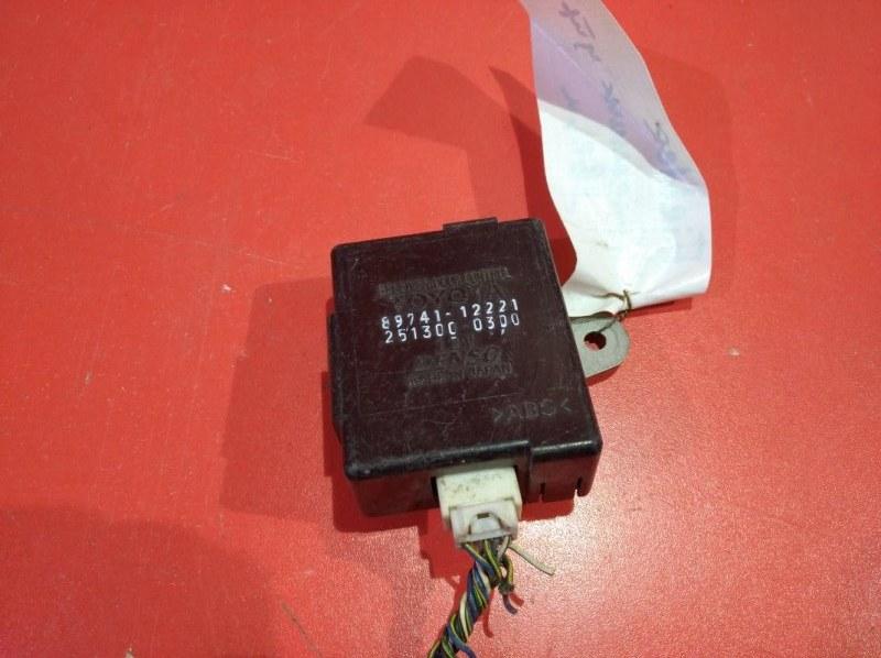 Блок управления центральным замком Toyota Corolla Fielder CE121G 1NZ-FE 2000 (б/у)