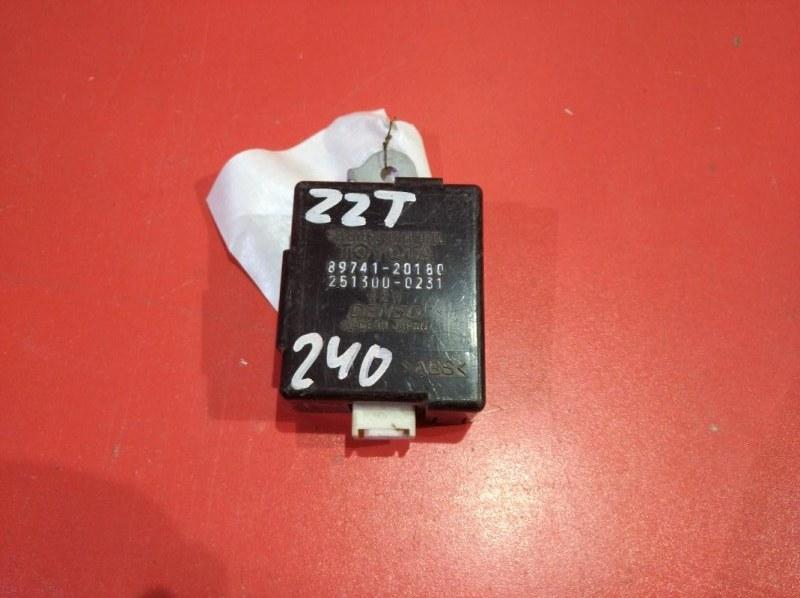 Блок управления дверьми Toyota Premio ZZT240 (б/у)