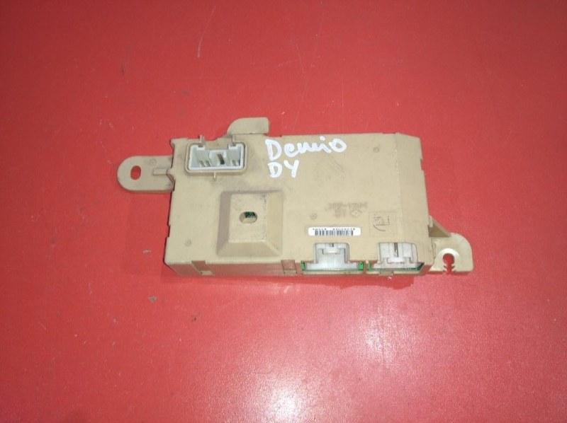 Блок управления кондиционером Mazda Demio DY (б/у)