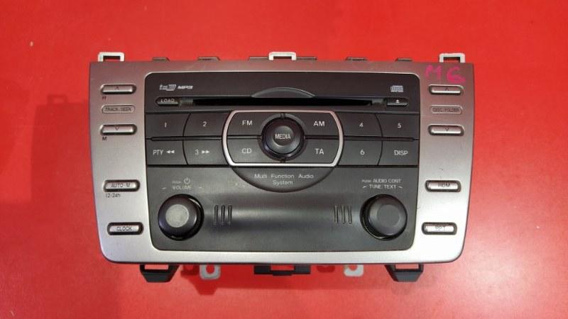 Магнитофон Mazda 6 GH 2007 (б/у)
