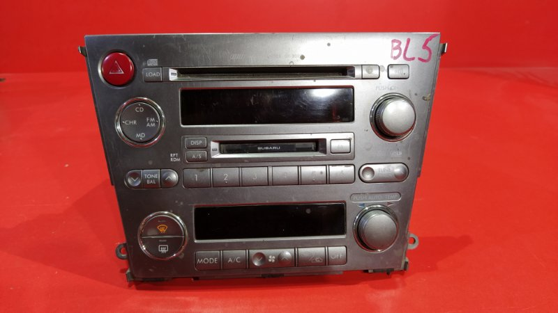 Магнитофон Subaru Legacy B4 BL9 2003 (б/у)