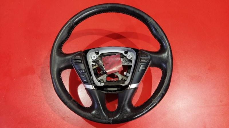 Руль Nissan Murano Z51 VQ35DE 2008 (б/у)