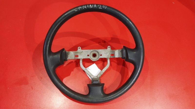Руль Toyota Carina AT210 3S-FE 1996 (б/у)