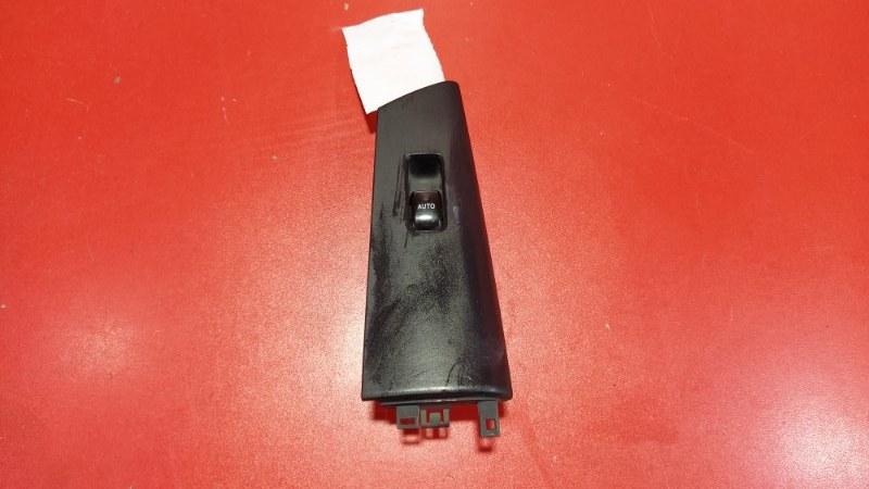 Блок управления стеклоподъемниками Toyota Allex NZE121 1NZ-FE 2001 задний левый (б/у)