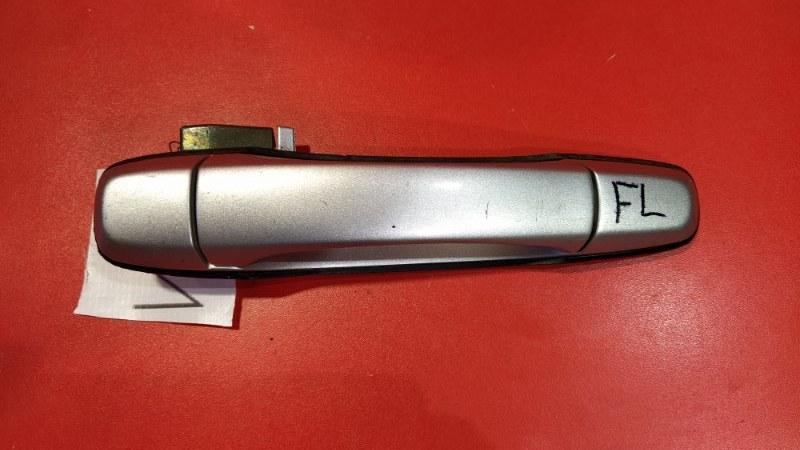 Ручка двери внешняя Subaru Forester SG5 EJ20 2002 передняя правая (б/у)