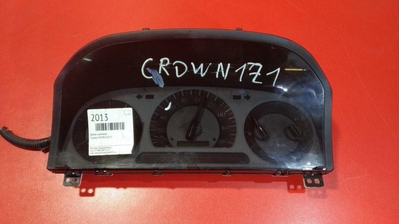 Щиток приборов Toyota Crown JZS171 1G-FE 2001 (б/у)