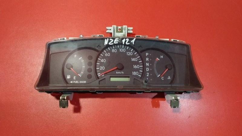 Щиток приборов Toyota Corolla Fielder CE121G 1NZ-FE 2000 (б/у)