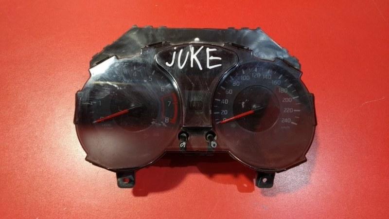 Щиток приборов Nissan Juke F15 HR16DE 2011 (б/у)