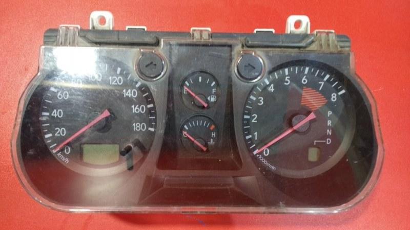 Щиток приборов Mitsubishi Outlander CU2W 4G63 2001 (б/у)