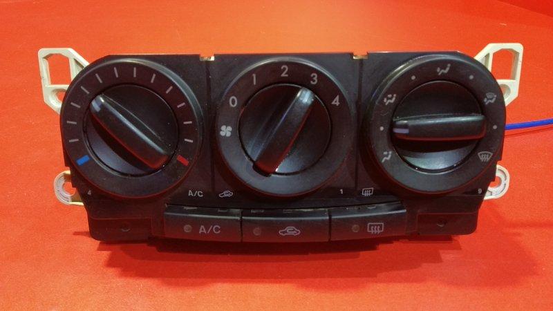 Блок управления климат-контролем Mazda Cx 7 ER L3VDT 2007 (б/у)